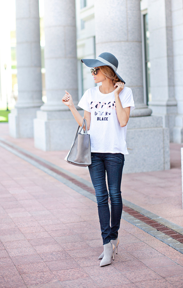 hello fashion leggings jeans bag t-shirt shoes