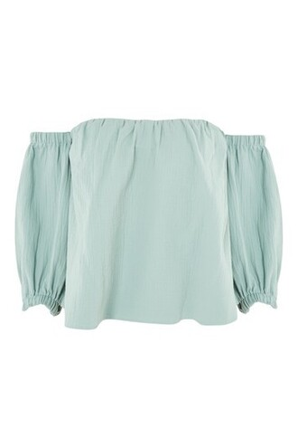 top pale green