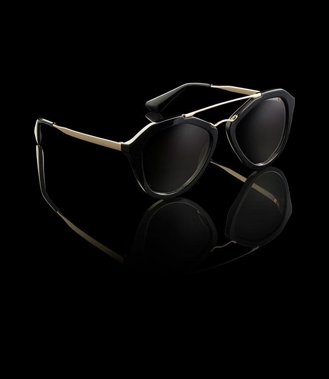 Prada E-Store · Woman · Sunglasses · Eyewear SPR12Q_E1AB_F00A7