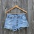 Vintage Distressed High-Waisted Jean Shorts from Dope Since 1986 on Storenvy