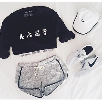 sweater nyct clothing sweatshirt lazy sweater graphic sweater graphic sweatshirt lazy day outfit