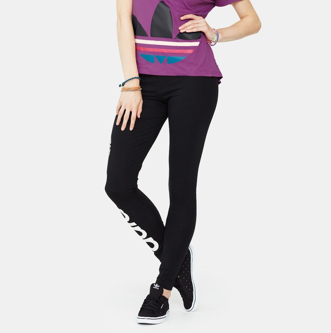 Buy adidas Originals Trefoil Leggings productions Adidas