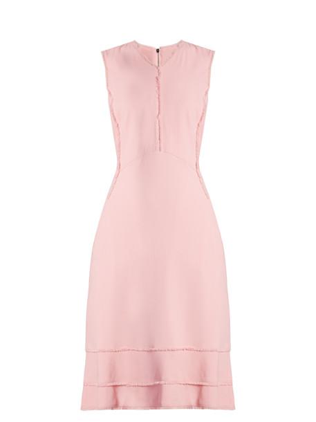Altuzarra dress light pink light pink