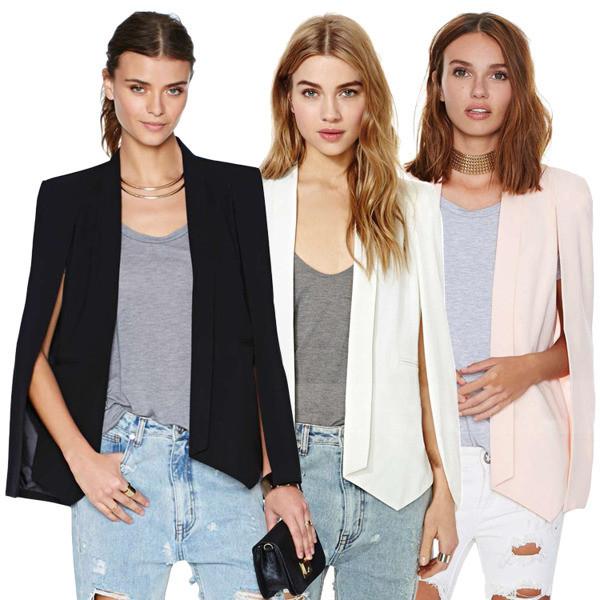 OM Cape Blazer – Outfit Made