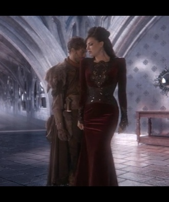 dress burgundy black lace dress lace dress prom dress long dress once upon a time movies netflix. queen long sleeves corset dress corset maxi dress velvet dress once upon a time show