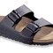 Arizona black birko-flor sandals | birkenstock usa official site
