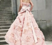 pink dress,wedding dress,long dress,dress