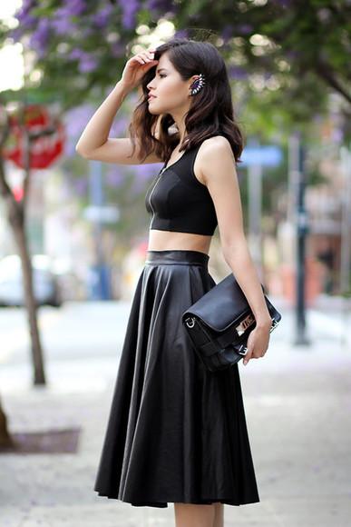jewels pleated pleated skirt