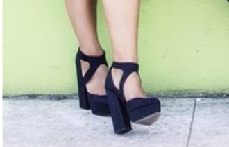 chunky heels black heels heels black heels with ankle strap