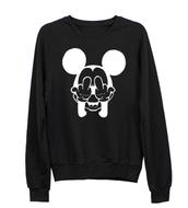 sweater,black,mickey mouse hoodies,sweatshirt,graphic tee
