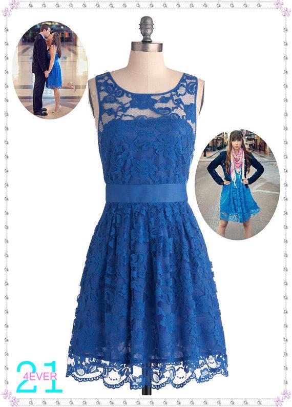 Lace Bridesmaid Dresses and Blue Bridesmaid   Lulus