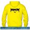 Purpose tour hoodie back
