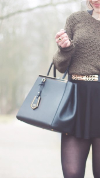 bag black handbag