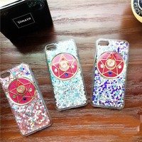 Sailor Moon compact glitter phone case · Dejavu Cat · Online Store Powered by Storenvy