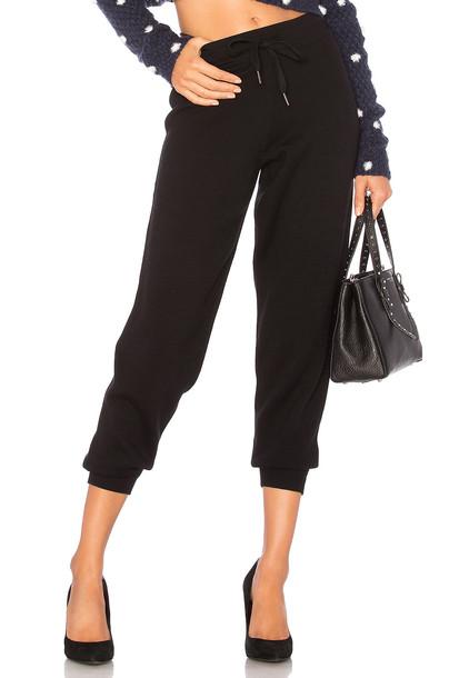 360CASHMERE black pants