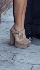 shoes,nude,strappy heels,michael kors shoes
