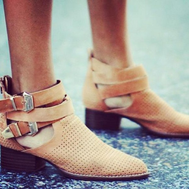 shoes camel fashion new love aw13 boots