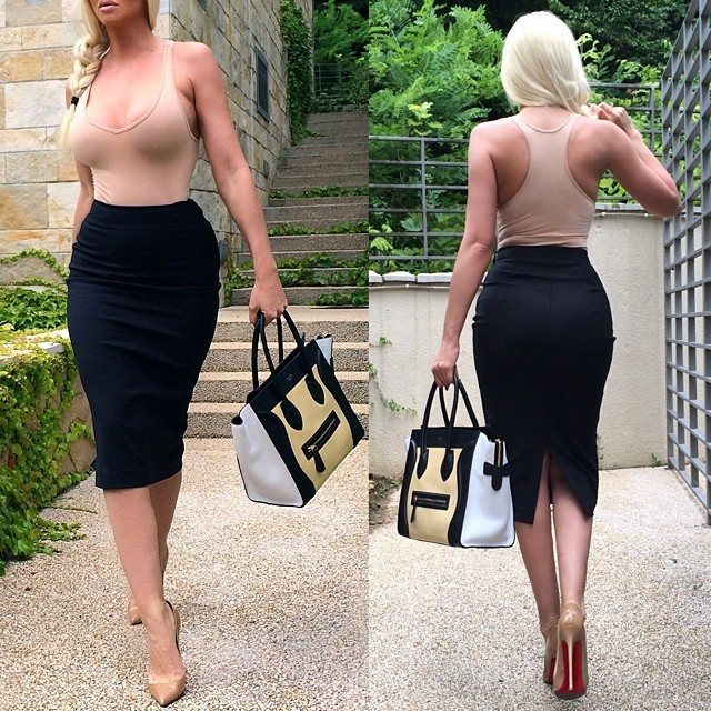 Wholesale Product Snapshot Product name is Fashion New 2014 Women Clubwear Lady Party Bodycon Dress Fashion Women Novelty 2 Pieces Bandage Casual Party Dress DropShip