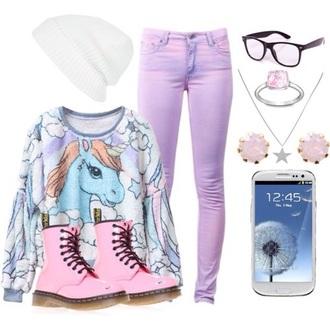 hat jeans shoes swimwear jewels sweater