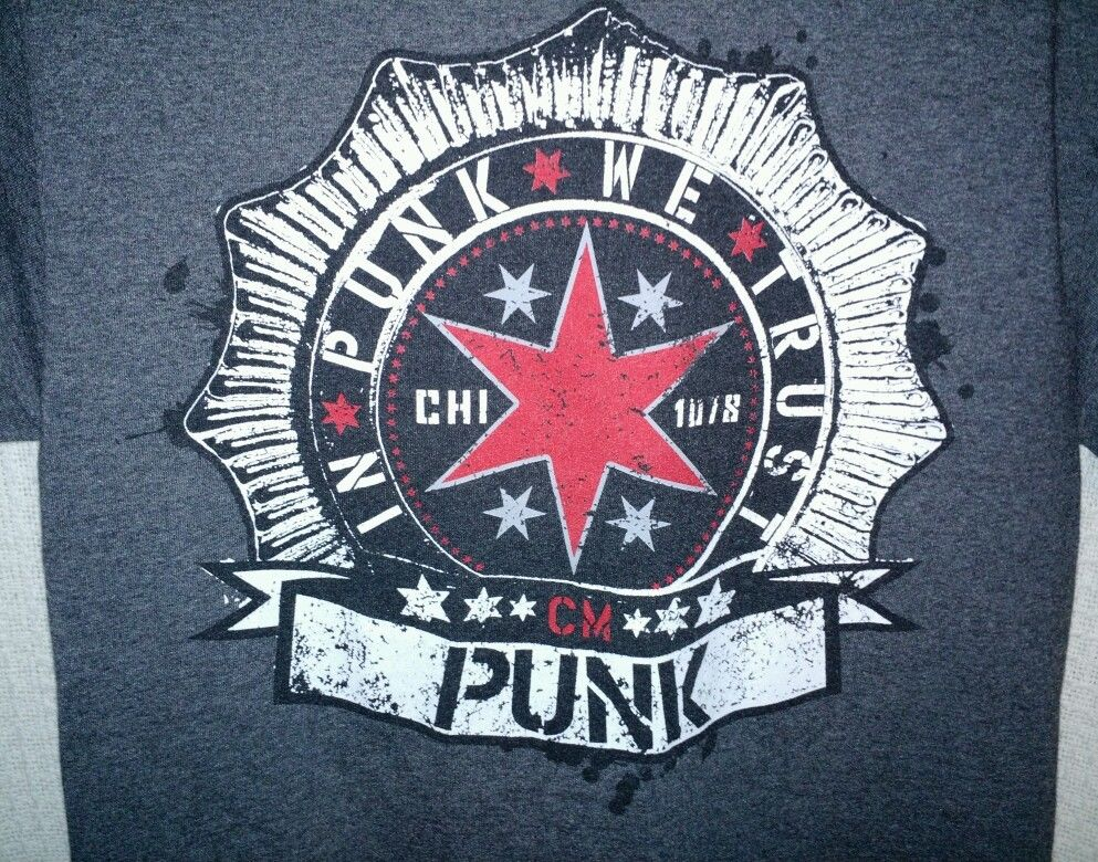 WWE CM Punk Best in the World Backpack