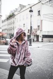 sweater,velvet,sweatshirt,trendy,pink,blush,jacket,velvet sweatshirt,purple,rose