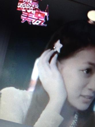 hair accessory stars drama taiwanese hair clip