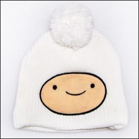 Adventure time finn knit beanie