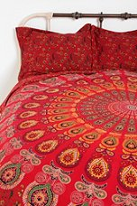 Tapestry Medallion Duvet Cover - Urban Outfitters