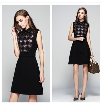 dress cute dress cute high heels bag purse handbag satchel bag accessories black dress shoes high heels