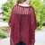 Wrap Me Up In Knit Poncho | Siloe