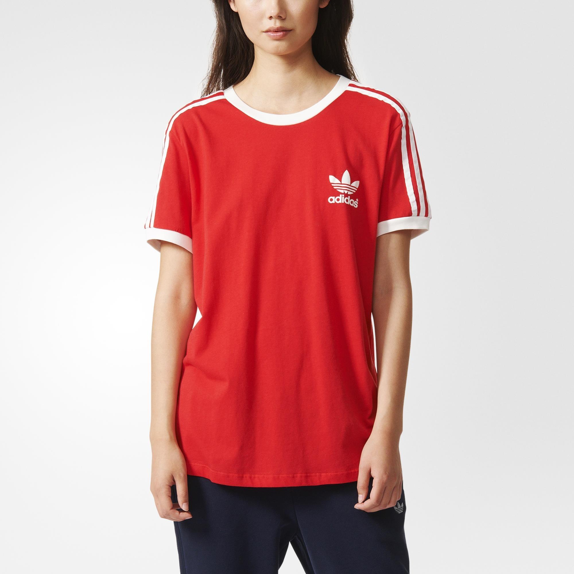 adidas t shirt 3 bandes