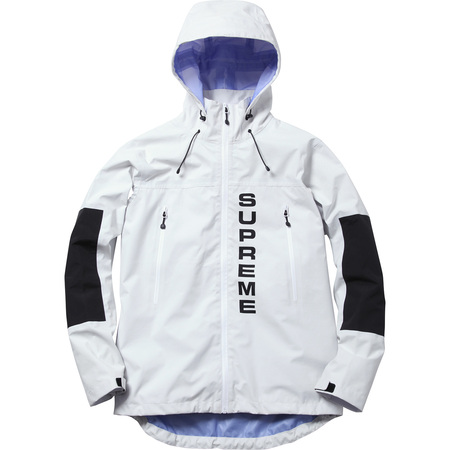 Supreme: competition taped seam jacket