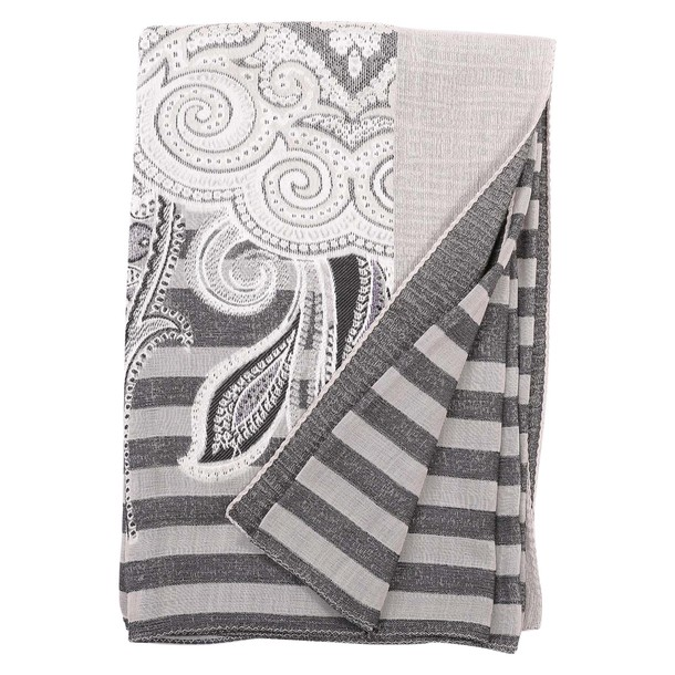 ETRO scarf grey