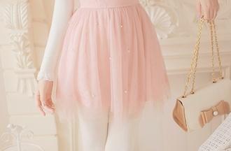 tutu short pink
