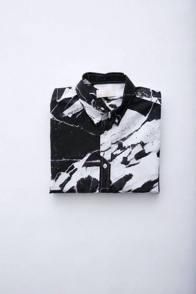 shirt button up blouse button up button male male button up male shirt marble marbled swirls swirl cool skater hipster dope dope as f*** amazing urban streetwear street streetstyle soft soft grunge