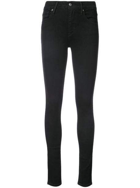 Levi's jeans skinny jeans women spandex cotton black