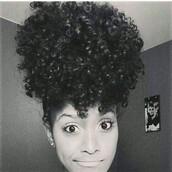hair accessory,african american,black girls killin it,curly hair