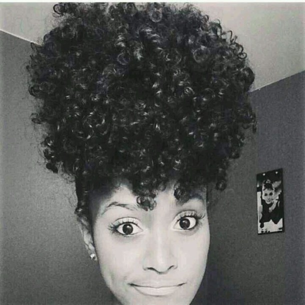 hair accessory african american black girls killin it curly hair