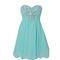 Little mistress paige beaded prom dress - bank fashion