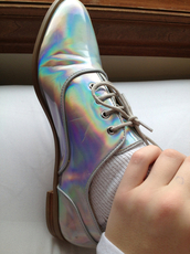 shoes,holographic,vintage,fashion,cute,mode,swag,holo