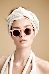 sunglasses,pink,round sunglasses,plastic