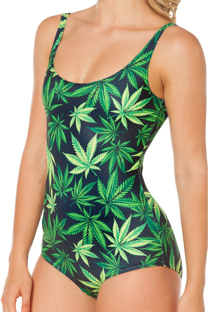 Remarkable, this marijuana leaf bikini speaking, opinion