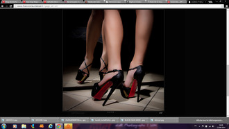 shoes sandals louboutin pumps
