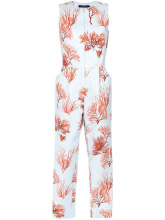 jumpsuit cropped jumpsuit cropped women spandex cotton