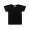 The 1950s boxy tee - black