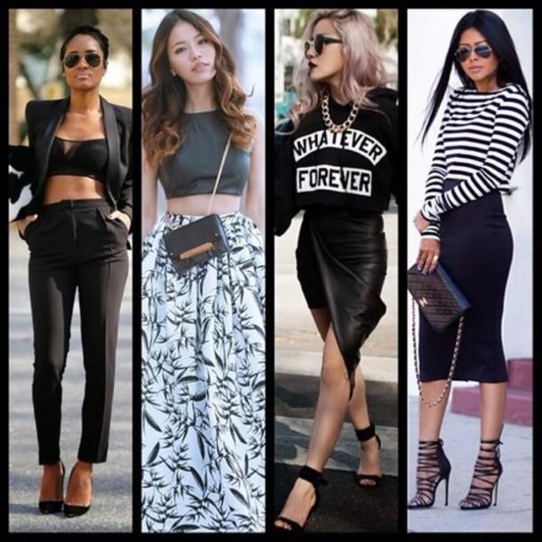 skirt maxi skirt asymmetrical skirt crop tops black skirt