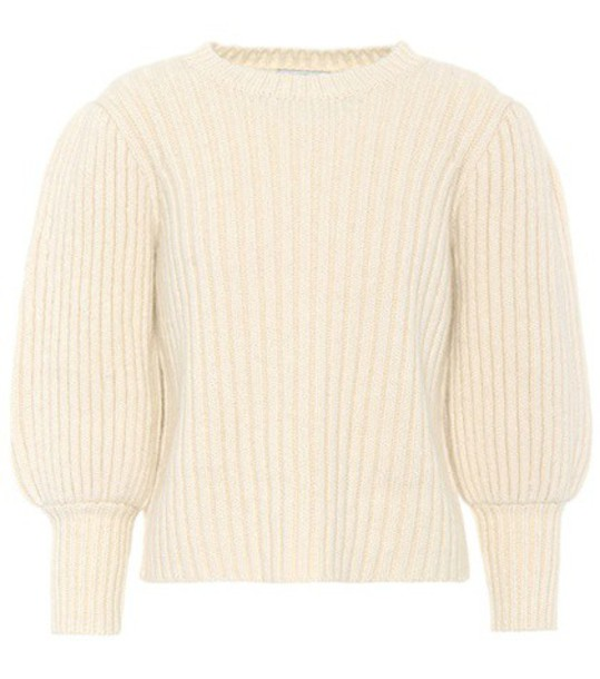 CO sweater white