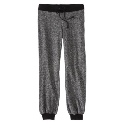 Mossimo Supply Co. Junior's Sweatpant with Zippe... : Target