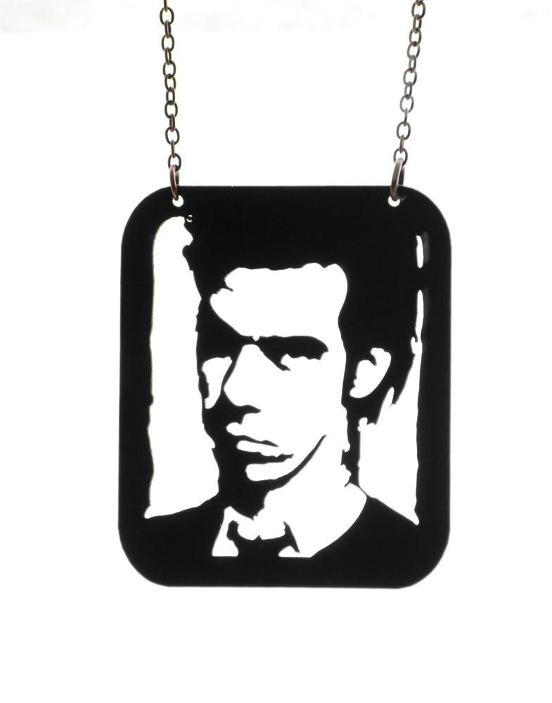 Nick Cave necklace - Pop Sick Vintage