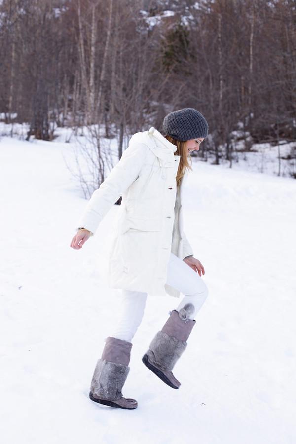 the blonde salad shoes jeans sweater coat hat dress bag